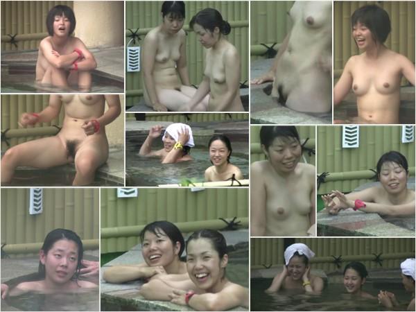 Peeping-Eyes Open Air HD Bath 14