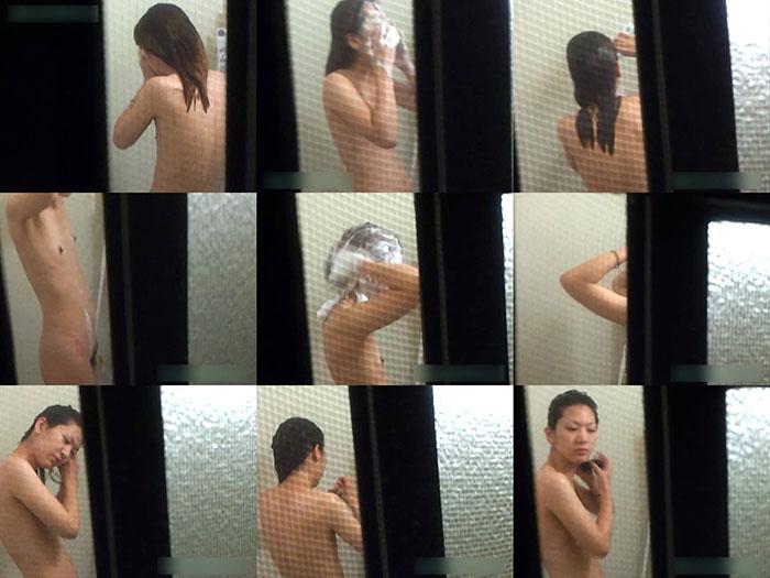 民家風呂盗撮!無用心な乙女達! Vol.1-2