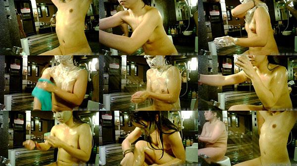 手を染めてしまった女性盗撮師の女風呂潜入記 vol.001-005
