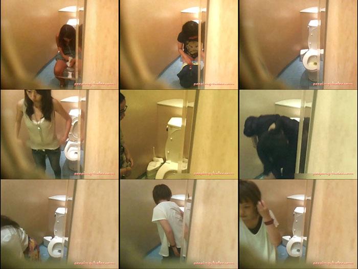 Gyoretsu Toilet 5
