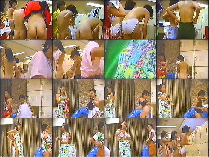 美少女達の熱湯!お風呂場最前線 7-8