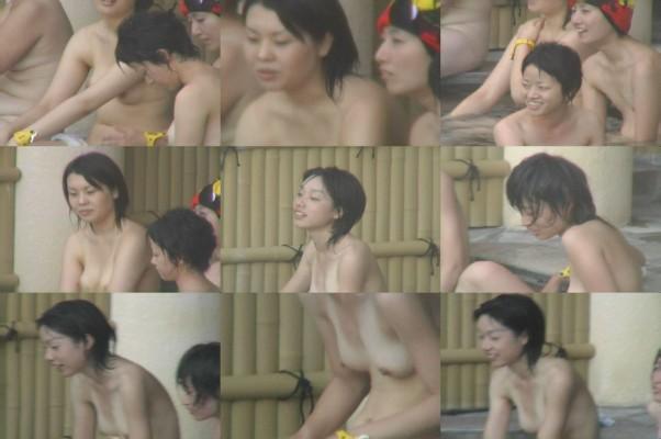 Aquaな露天風呂Vol.52-66