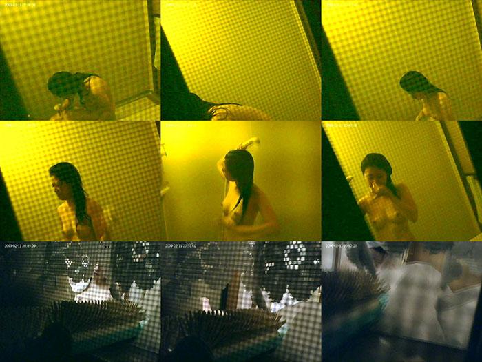 バスルームの写窓から vol.005-008