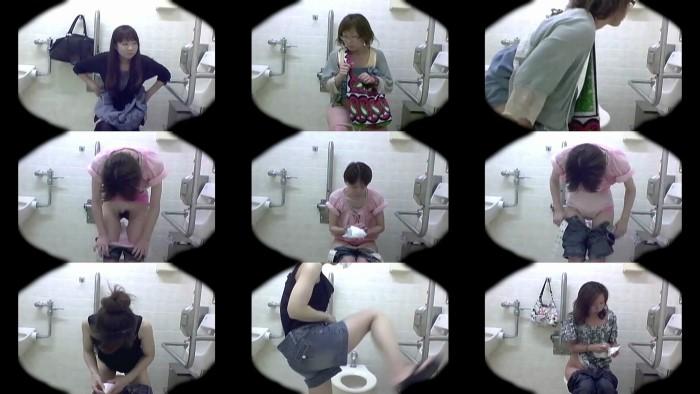 トイレ覗き紙がナイ編!!vol.01-06