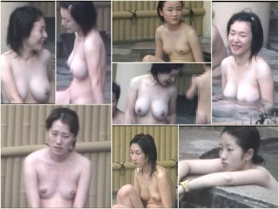 絶景露天風呂の絶景美女 創世記 Best版 Vol.06