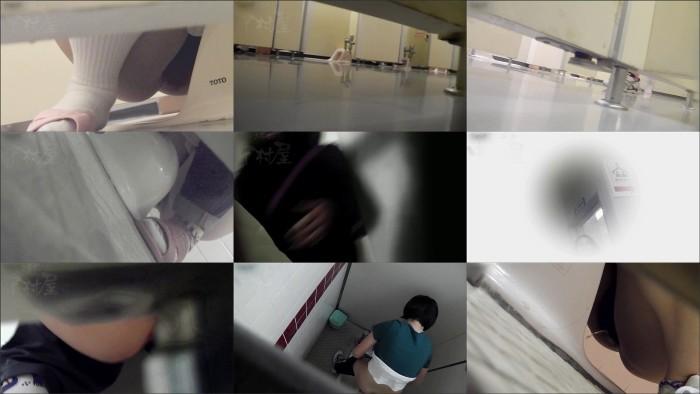 マ○コ丸見え!第三体育館潜入撮File001-File003
