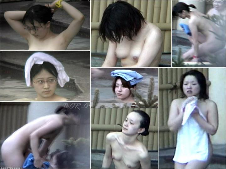 Aquaな露天風呂 Vol.507-514
