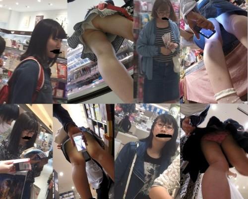【HD】靴@逆さ撮り編19
