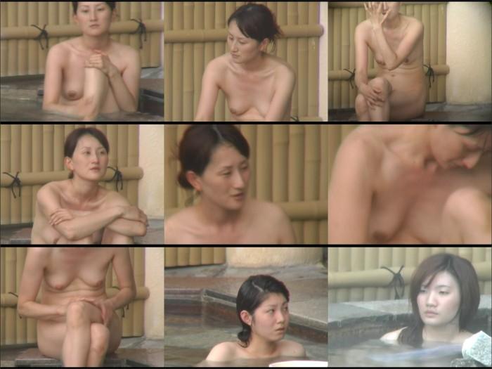 絶景露天風呂の絶景美女 創世記 Best版 Vol.09-10