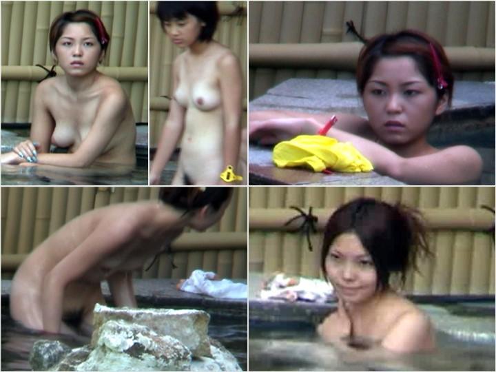 Aquaな露天風呂 Vol.569-575