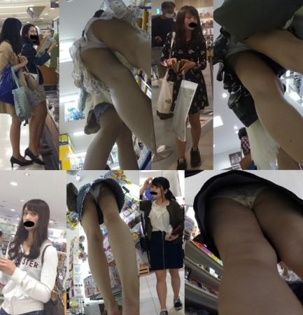 【HD】靴@逆さ撮り編23