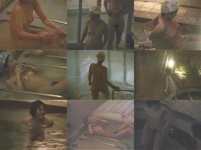 ドキドキ父ちゃんの盗撮裸体通信 Vol.1-2