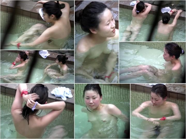 Aquaな露天風呂Vol.755-759