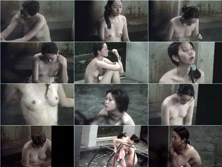 闇夜に咲く裸体 湯煙乙女 TO-3880