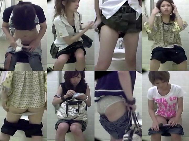 トイレ覗き紙がナイ編!! twin15_00-twin17_00