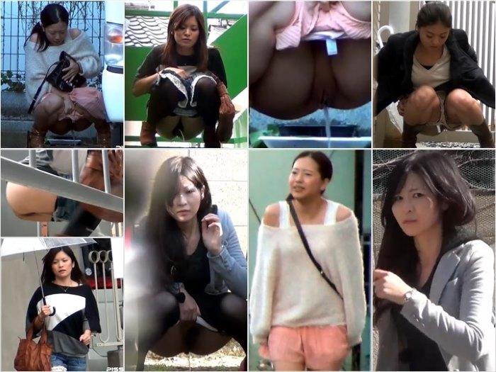 PissJapanTV Outdoor Pissers 1-3