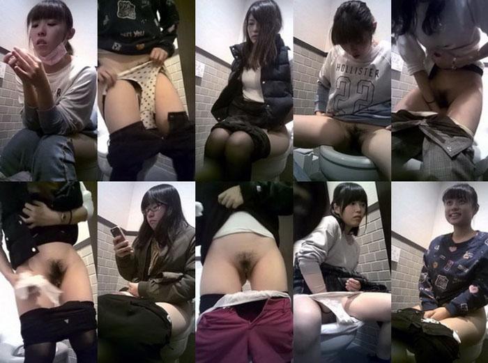 toi128_1 美少女トイレ☆JXの代の可愛い子ちゃんのワレメくっきり神盗