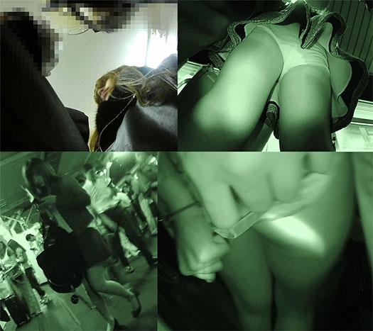 【動画】イケない痴漢報告vol.3