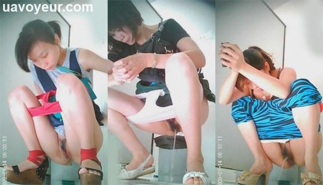 國內某校園公共女廁拍攝到的各式良家美女如廁 肥嫩逼逼貌似得還未開苞 露臉高清