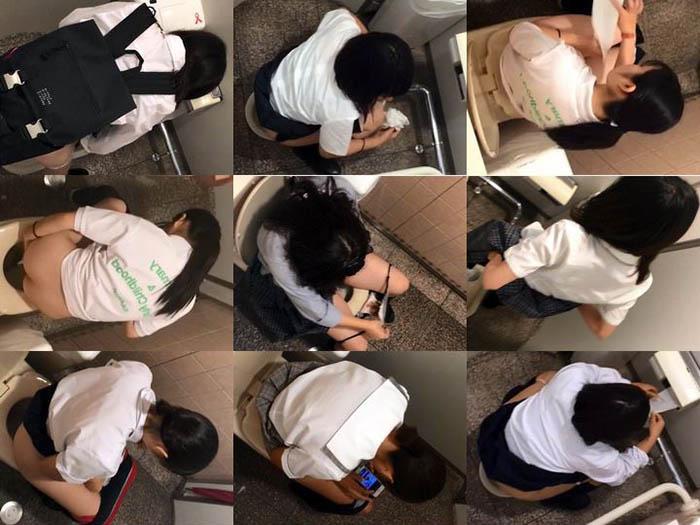 美少女トイレ7本詰め合わせ!