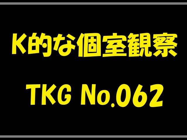 K的な個室観察 No.062