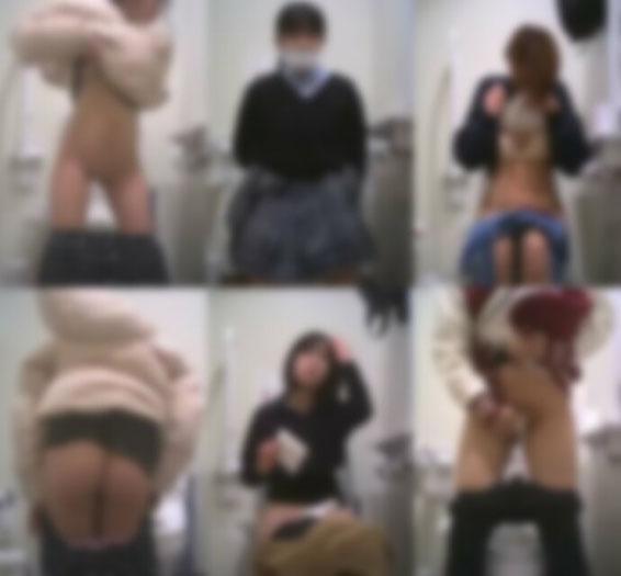 【ACE級も!】⑤弾!色んな年代のトイレ風景!