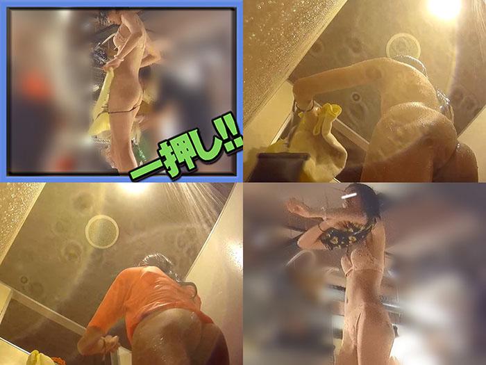 本物の九等身の迫力とまさかのJC入室激撮【幻 プール編 No.004】