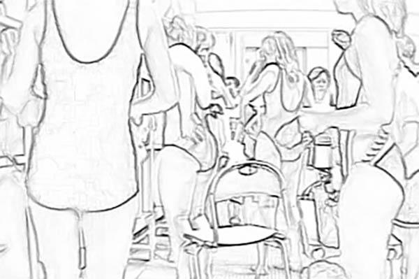 【レア】これはスゴい♥ JDがJDを隠し撮り♥リアルすぎる本物♥着替え盗撮 パートⅡ♥ 10